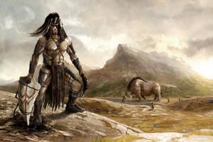 The Rarthung-Barbarians by Khorghil