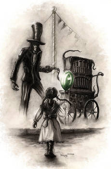 Betty And The Organ Grinder