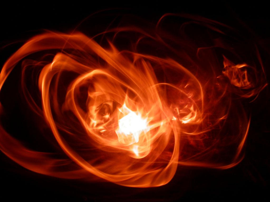 Fire Spiral by sillylittleidiot