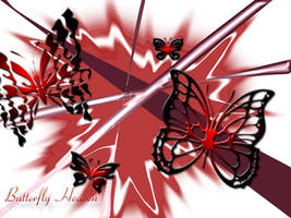 Butterflies by wickedlady