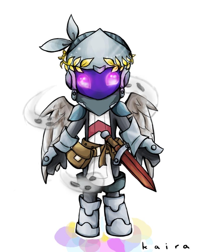 chibi knight