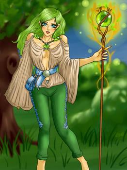 Woodland Elve