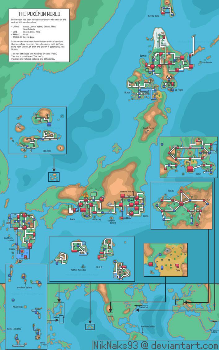 PokeJapan - Version 4 by NikNaks93 on DeviantArt