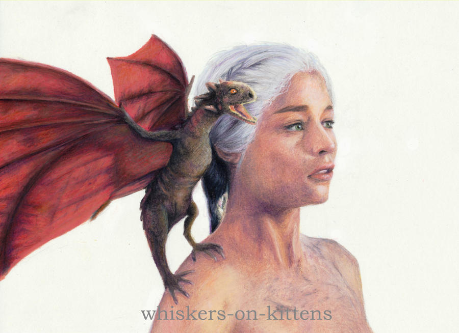 Daenerys by whiskers-on-kittens