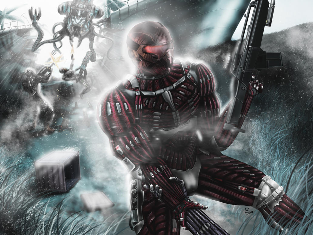 --CRYSIS-- By Woxy On DeviantArt