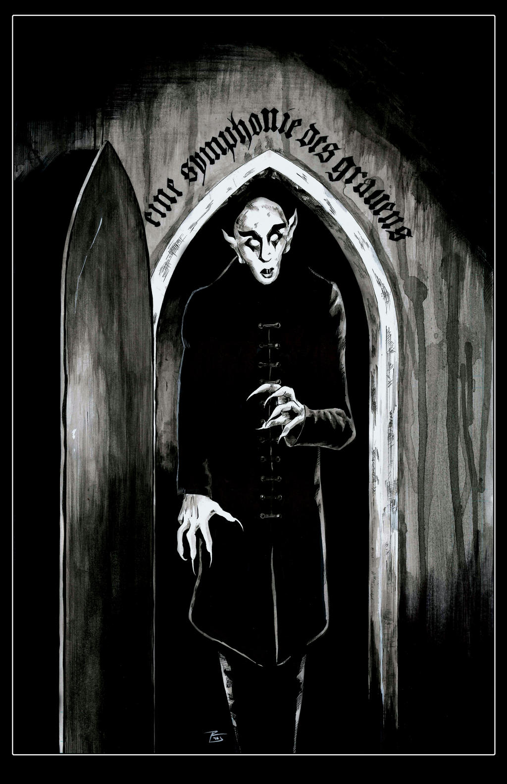 german expressionism and nosferatu 2013-10-11  famous examples of german expressionist films are nosferatu (1922), the cabinet  german expressionism still is used in  huge fan of expressionism nosferatu and the cabinet of dr caligari are two of the most.