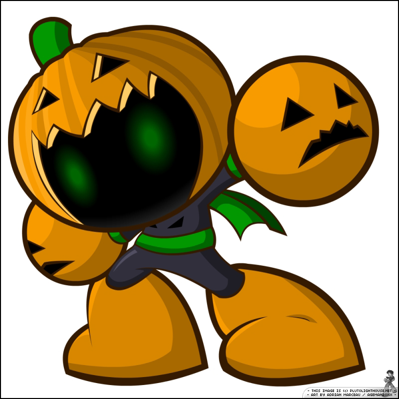 HallowMan Powered Up by Ageman20XX