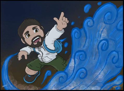 Ender the Water Bender