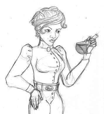 Madam Jessica Jekyll by Mercury-Pentacle