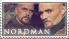 Nordman stamp by vandraren