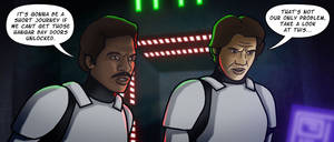 Star Wars - The Adventures of Lando and Han