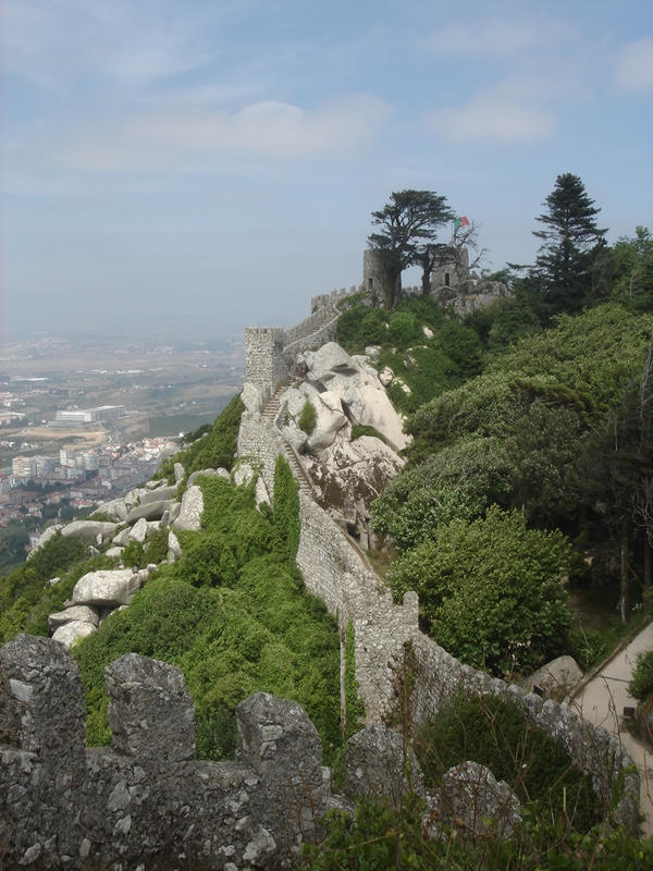 Moorish Castle by tattoosydney