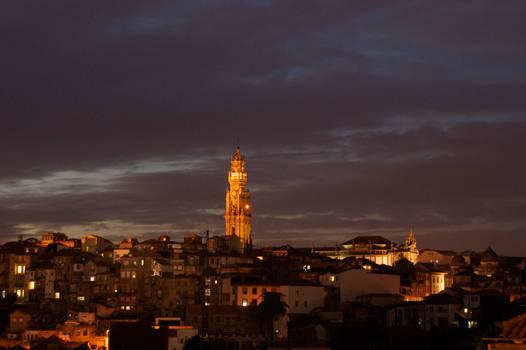Torre dos Clerigos, o Porto
