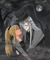 Undertaker x Annelyse [RQ] by JEJESZ777
