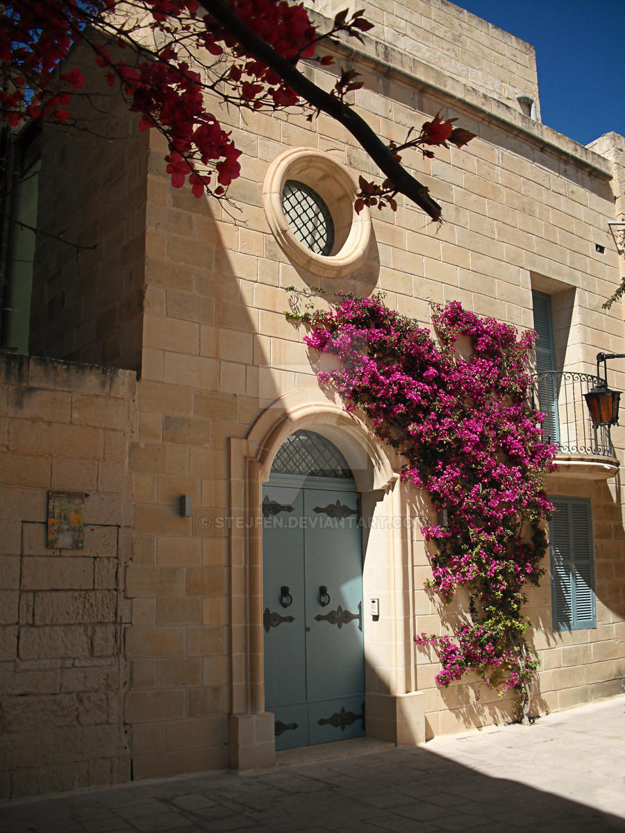 malta old alley houses - photo #24