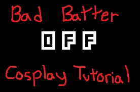 OFF: Bad Batter Cosplay Tutorial - Head by Vampire-Sacrifice