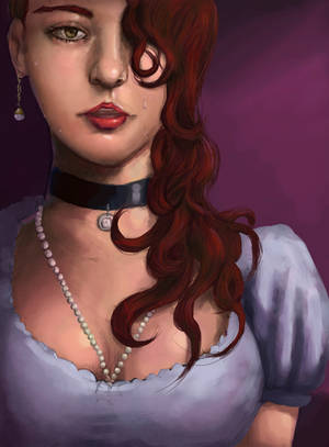 Mistress by WilliamGuevaraArt