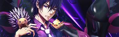 Purple Pet by Downzero