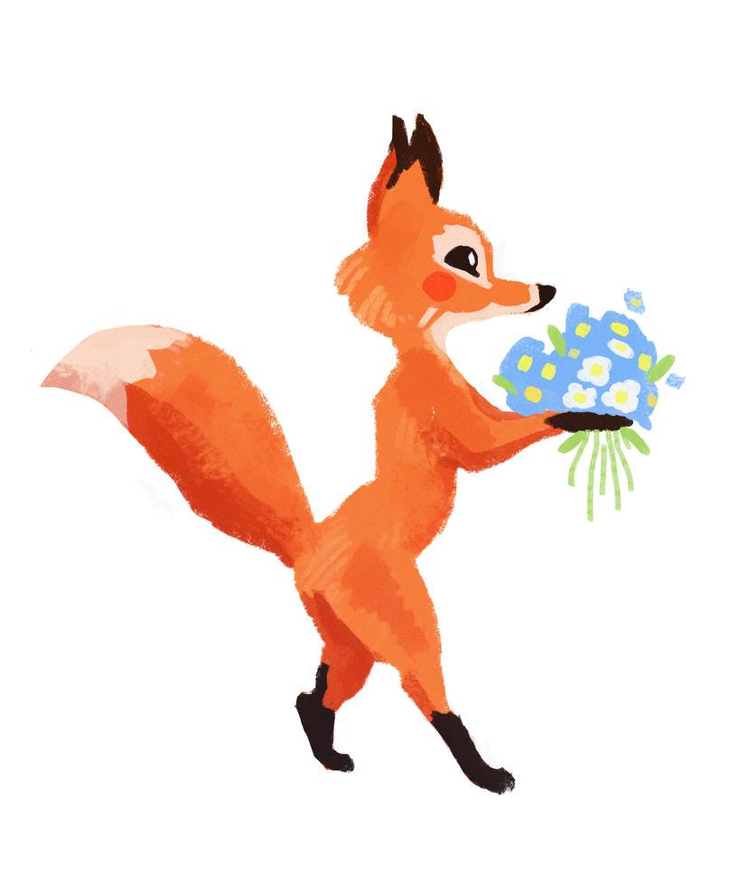 fox by kamzej