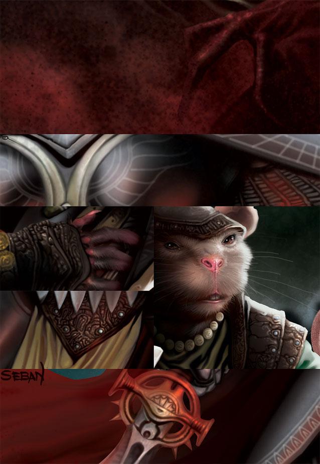 rat face, soon by seban001