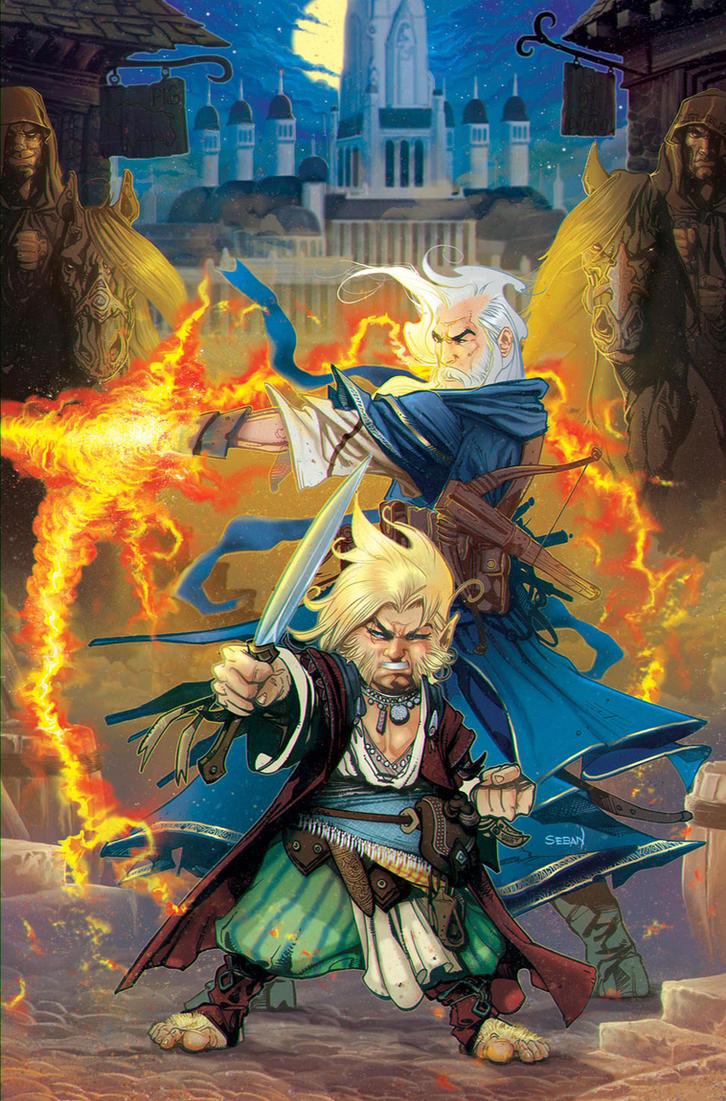 Pathfinder Origins #6 by seban001