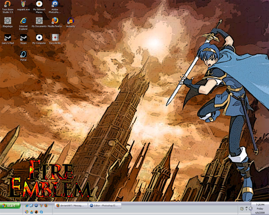 Desktop Screenshot