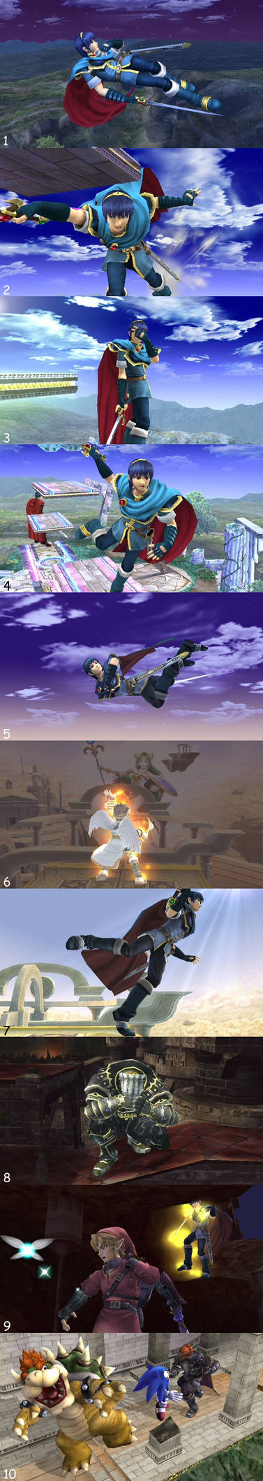 Brawl Screenshots