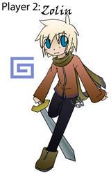 Player 2: Zolin by ChocolateMochi