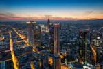 The gold veins of Frankfurt