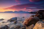 Burning Sunrise - Kreta by LinsenSchuss