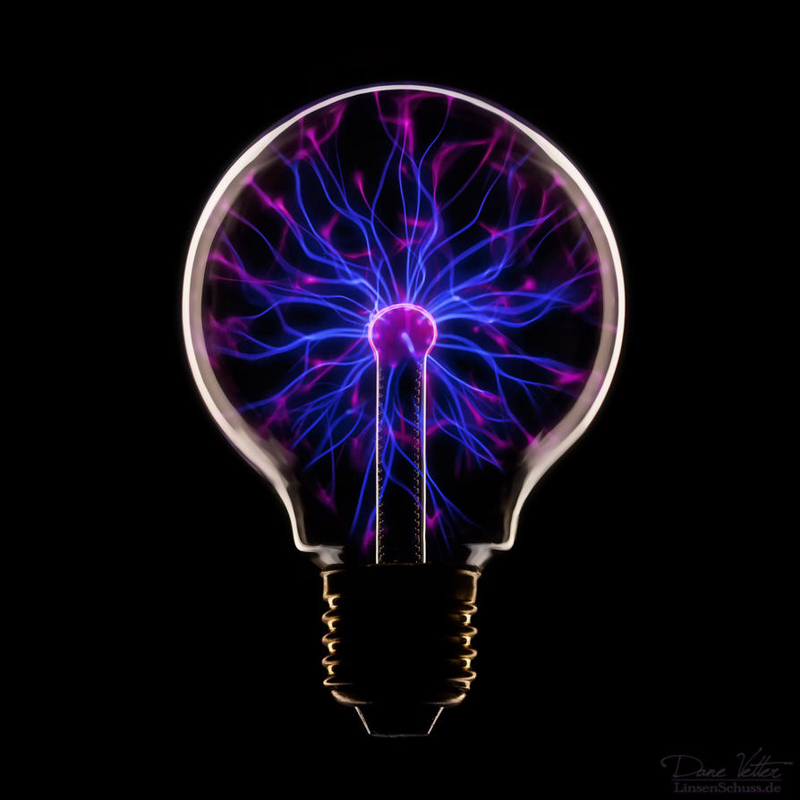 The Plasma Bulb by LinsenSchuss