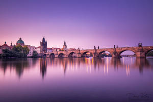 The Charles Bridge by LinsenSchuss