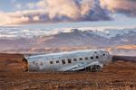 Iceland - Navy Plane Wreck by LinsenSchuss