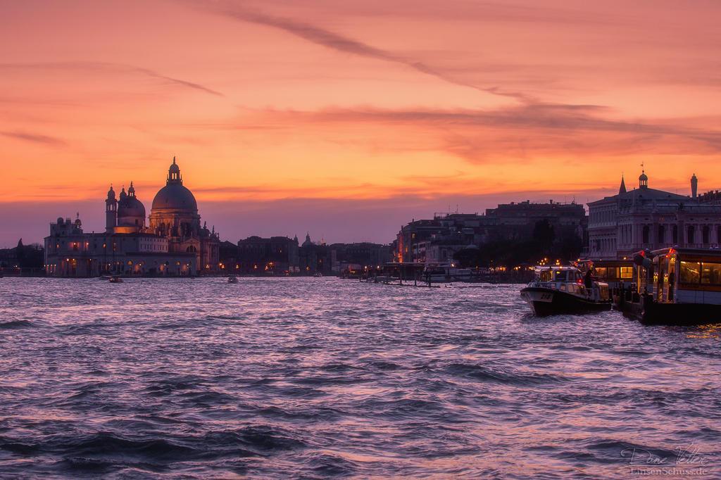venice at sunset - photo #41
