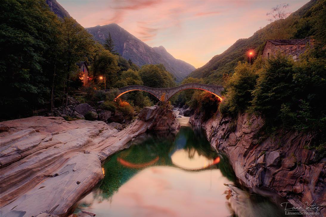 Ponte dei Salti by LinsenSchuss