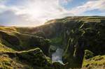 The Canyon Fjadrargljufur