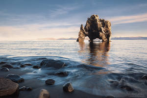 The basalt troll by LinsenSchuss