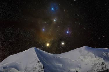 Antares Region by LinsenSchuss