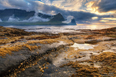 The gap in the clouds by LinsenSchuss