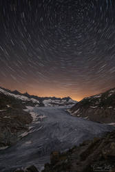 The center of the stars by LinsenSchuss