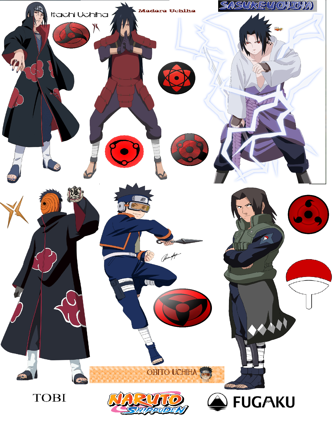 uchiha clan family tree - photo #35