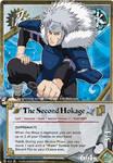 The 2ND Hokage Tobirama Senju TG Card 6
