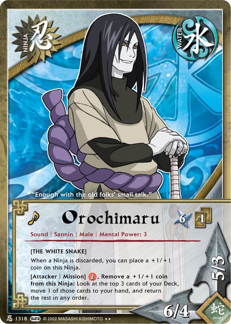 orochimaru tg card 3 by puja39 on deviantart