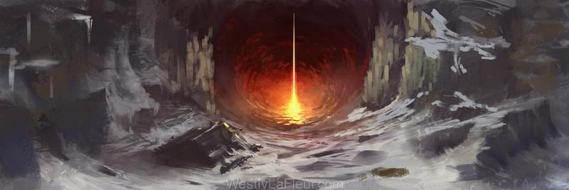 Molten Mineshaft