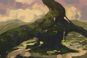 Spectral Marsh by WestlyLaFleur