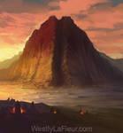 The Arid Mountain