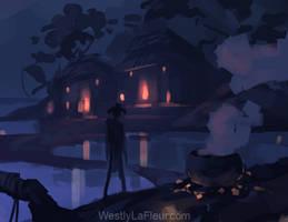 Jaguar Town by WestlyLaFleur