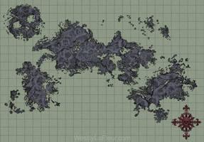 World Map 3 by WestlyLaFleur