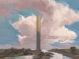 Dane Tower by WestlyLaFleur
