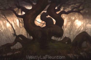 Swamp by WestlyLaFleur